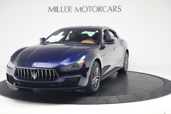 New 2020 Maserati Ghibli S Q4 for sale $85,535 at Maserati of Westport in Westport CT 06880 1