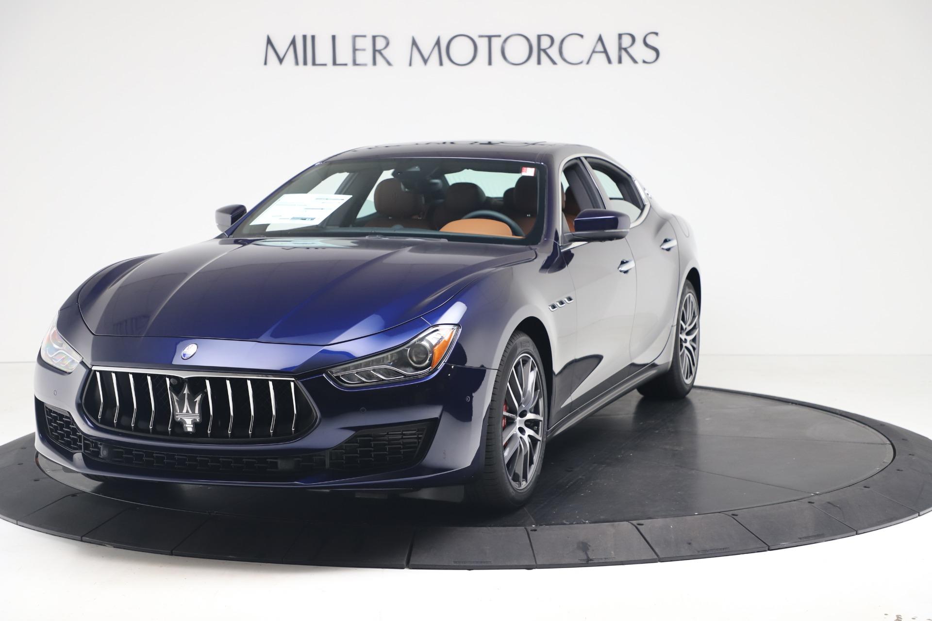 New 2020 Maserati Ghibli S Q4 for sale $85,535 at Maserati of Westport in Westport CT 06880 1