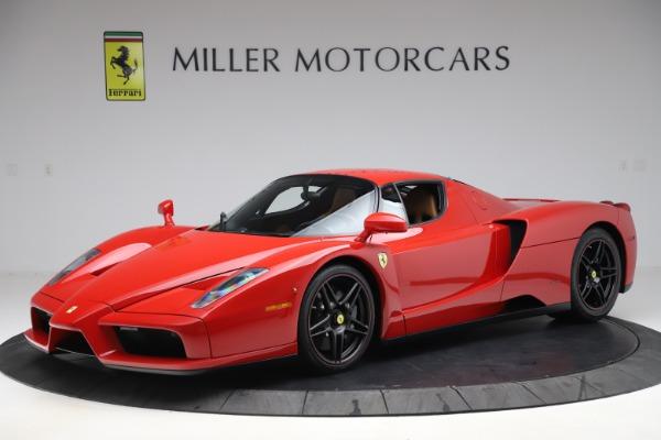 Used 2003 Ferrari Enzo for sale Call for price at Maserati of Westport in Westport CT 06880 2