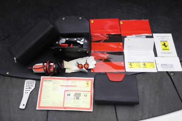 Used 2003 Ferrari Enzo for sale Call for price at Maserati of Westport in Westport CT 06880 27