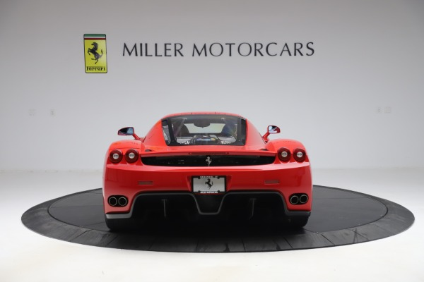 Used 2003 Ferrari Enzo for sale Call for price at Maserati of Westport in Westport CT 06880 6
