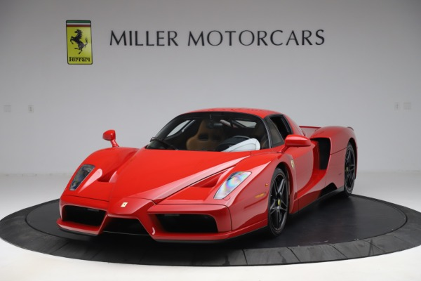 Used 2003 Ferrari Enzo for sale Call for price at Maserati of Westport in Westport CT 06880 1