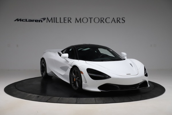 New 2020 McLaren 720S Coupe for sale $327,370 at Maserati of Westport in Westport CT 06880 10