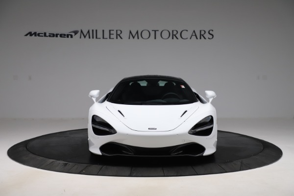 New 2020 McLaren 720S Coupe for sale $327,370 at Maserati of Westport in Westport CT 06880 11