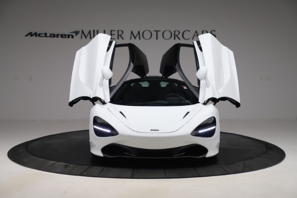 New 2020 McLaren 720S Coupe for sale $327,370 at Maserati of Westport in Westport CT 06880 12