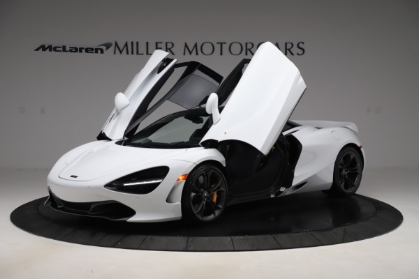 New 2020 McLaren 720S Coupe for sale $327,370 at Maserati of Westport in Westport CT 06880 13