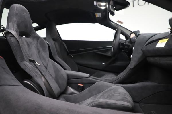 New 2020 McLaren 720S Coupe for sale Sold at Maserati of Westport in Westport CT 06880 19