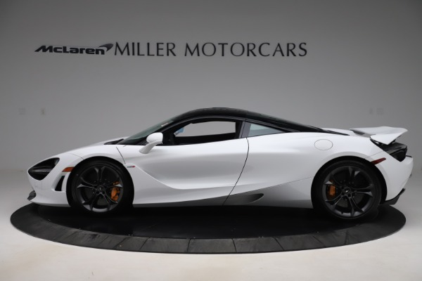 New 2020 McLaren 720S Coupe for sale $327,370 at Maserati of Westport in Westport CT 06880 2