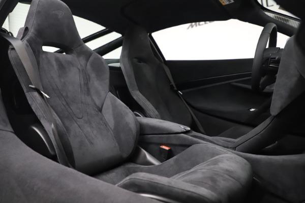 New 2020 McLaren 720S Coupe for sale Sold at Maserati of Westport in Westport CT 06880 20