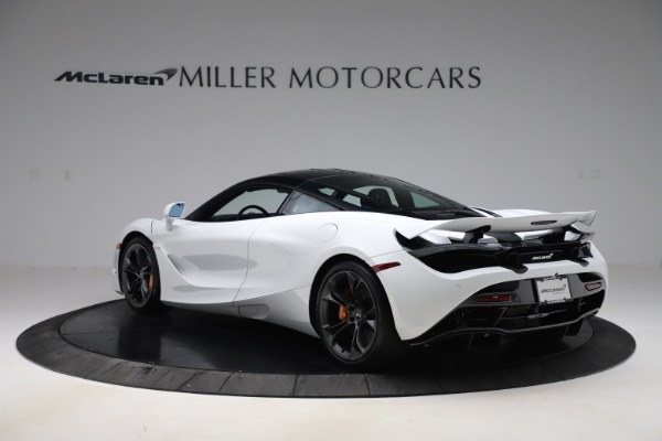 New 2020 McLaren 720S Coupe for sale $327,370 at Maserati of Westport in Westport CT 06880 3