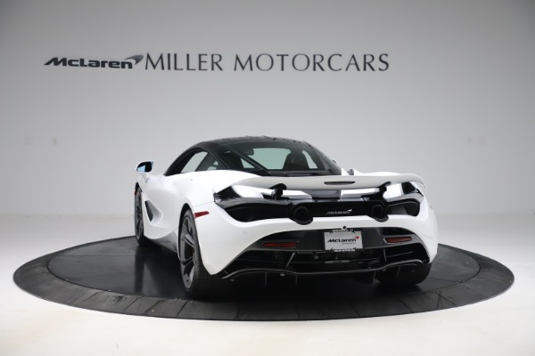 New 2020 McLaren 720S Coupe for sale $327,370 at Maserati of Westport in Westport CT 06880 4