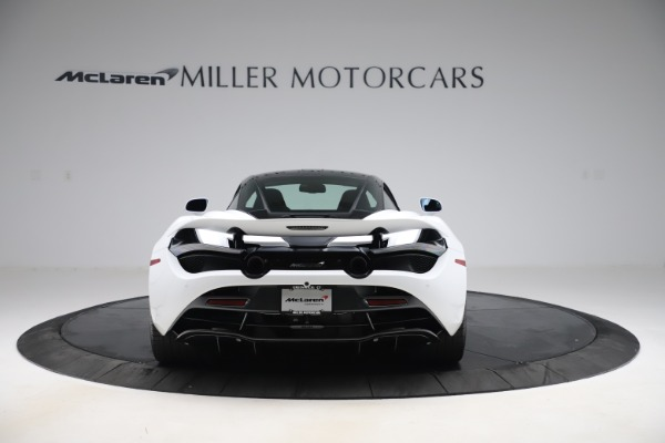 New 2020 McLaren 720S Coupe for sale $327,370 at Maserati of Westport in Westport CT 06880 5
