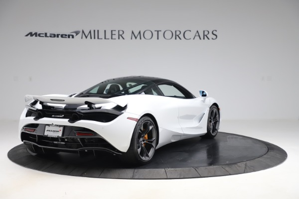 New 2020 McLaren 720S Coupe for sale $327,370 at Maserati of Westport in Westport CT 06880 6