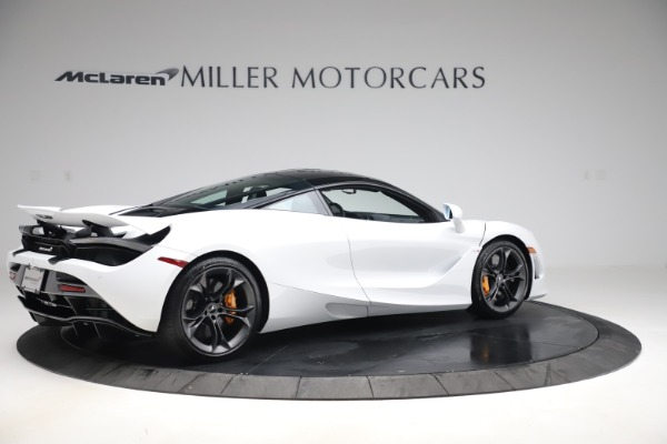 New 2020 McLaren 720S Coupe for sale $327,370 at Maserati of Westport in Westport CT 06880 7
