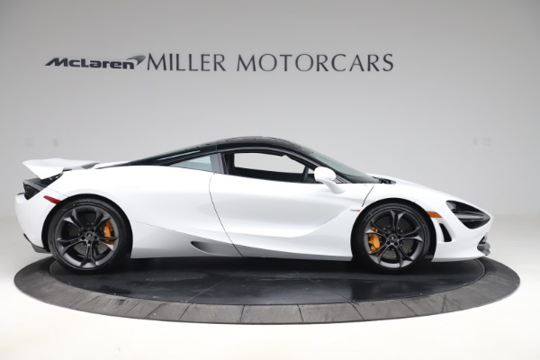 New 2020 McLaren 720S Coupe for sale $327,370 at Maserati of Westport in Westport CT 06880 8
