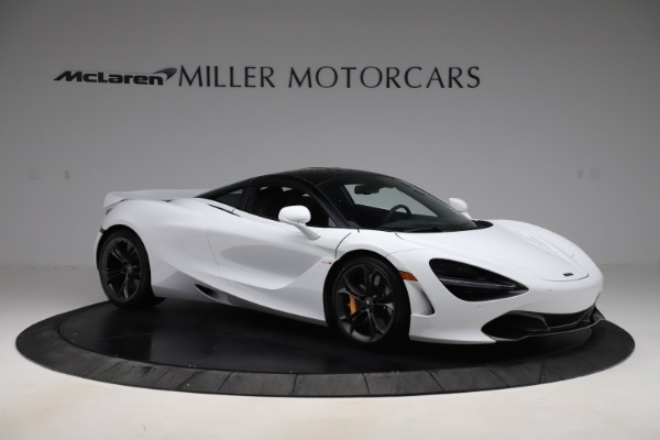 New 2020 McLaren 720S Coupe for sale $327,370 at Maserati of Westport in Westport CT 06880 9