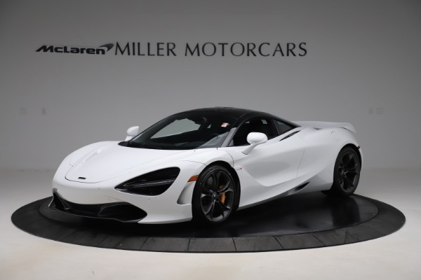 New 2020 McLaren 720S Coupe for sale $327,370 at Maserati of Westport in Westport CT 06880 1