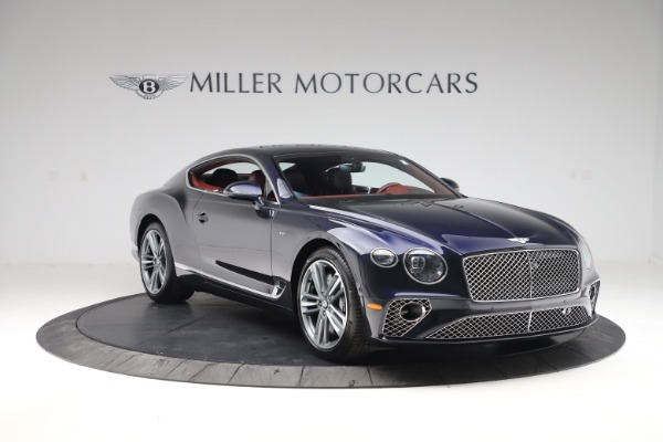 New 2020 Bentley Continental GT V8 for sale $242,250 at Maserati of Westport in Westport CT 06880 11