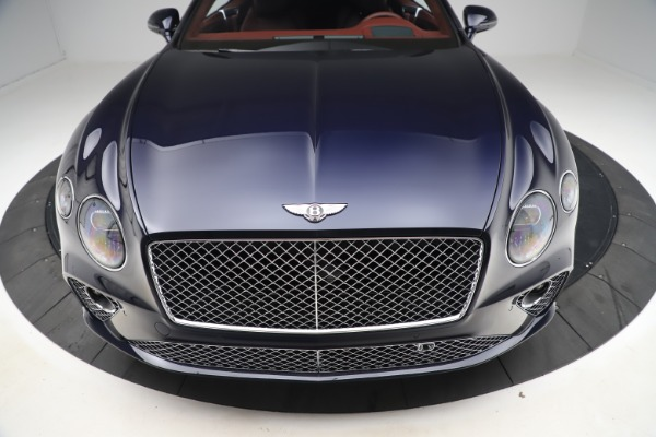 New 2020 Bentley Continental GT V8 for sale $242,250 at Maserati of Westport in Westport CT 06880 13