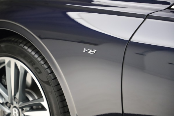 New 2020 Bentley Continental GT V8 for sale $242,250 at Maserati of Westport in Westport CT 06880 16