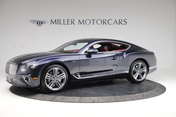 New 2020 Bentley Continental GT V8 for sale $242,250 at Maserati of Westport in Westport CT 06880 2