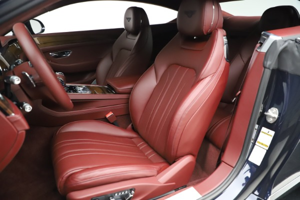 New 2020 Bentley Continental GT V8 for sale $242,250 at Maserati of Westport in Westport CT 06880 20