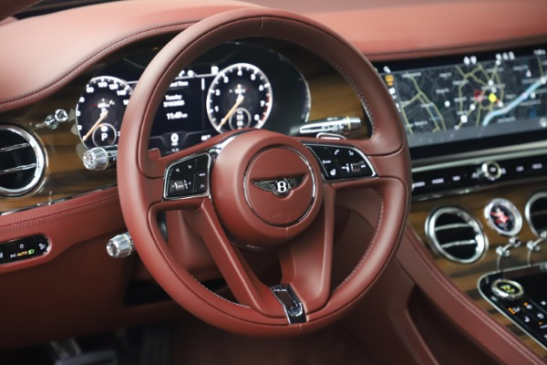New 2020 Bentley Continental GT V8 for sale $242,250 at Maserati of Westport in Westport CT 06880 21