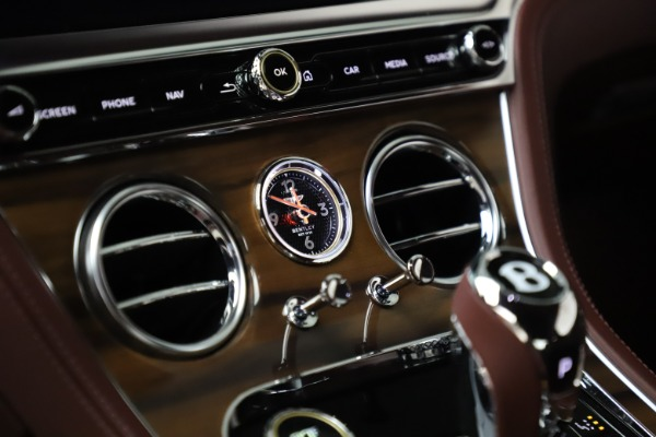 New 2020 Bentley Continental GT V8 for sale $242,250 at Maserati of Westport in Westport CT 06880 24