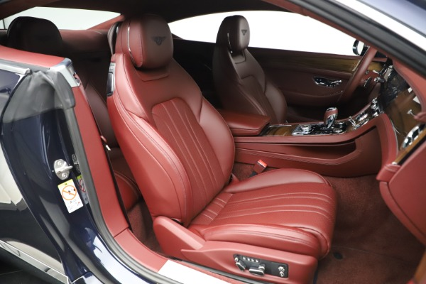 New 2020 Bentley Continental GT V8 for sale $242,250 at Maserati of Westport in Westport CT 06880 27