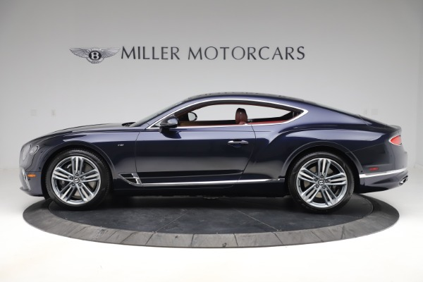 New 2020 Bentley Continental GT V8 for sale $242,250 at Maserati of Westport in Westport CT 06880 3