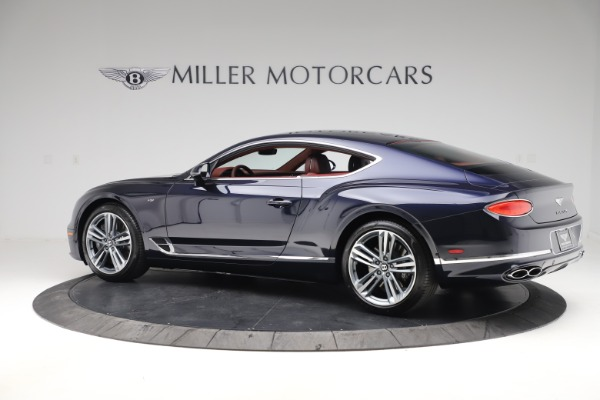 New 2020 Bentley Continental GT V8 for sale $242,250 at Maserati of Westport in Westport CT 06880 4