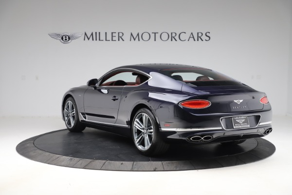 New 2020 Bentley Continental GT V8 for sale $242,250 at Maserati of Westport in Westport CT 06880 5