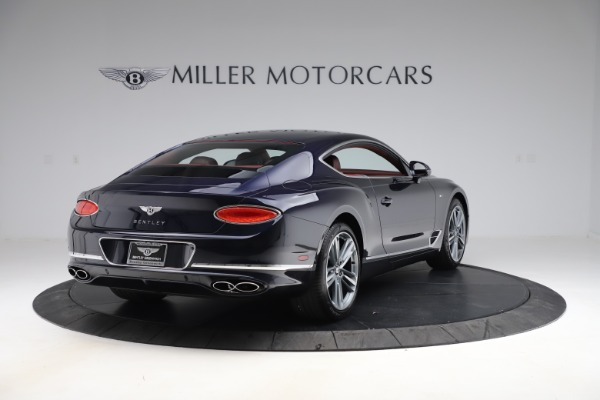 New 2020 Bentley Continental GT V8 for sale $242,250 at Maserati of Westport in Westport CT 06880 7