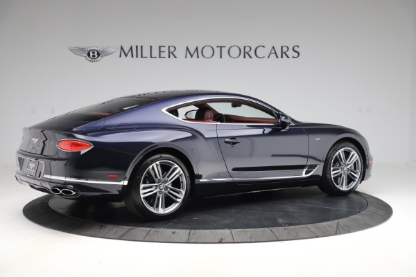 New 2020 Bentley Continental GT V8 for sale $242,250 at Maserati of Westport in Westport CT 06880 8
