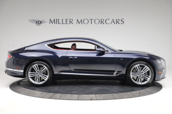 New 2020 Bentley Continental GT V8 for sale $242,250 at Maserati of Westport in Westport CT 06880 9