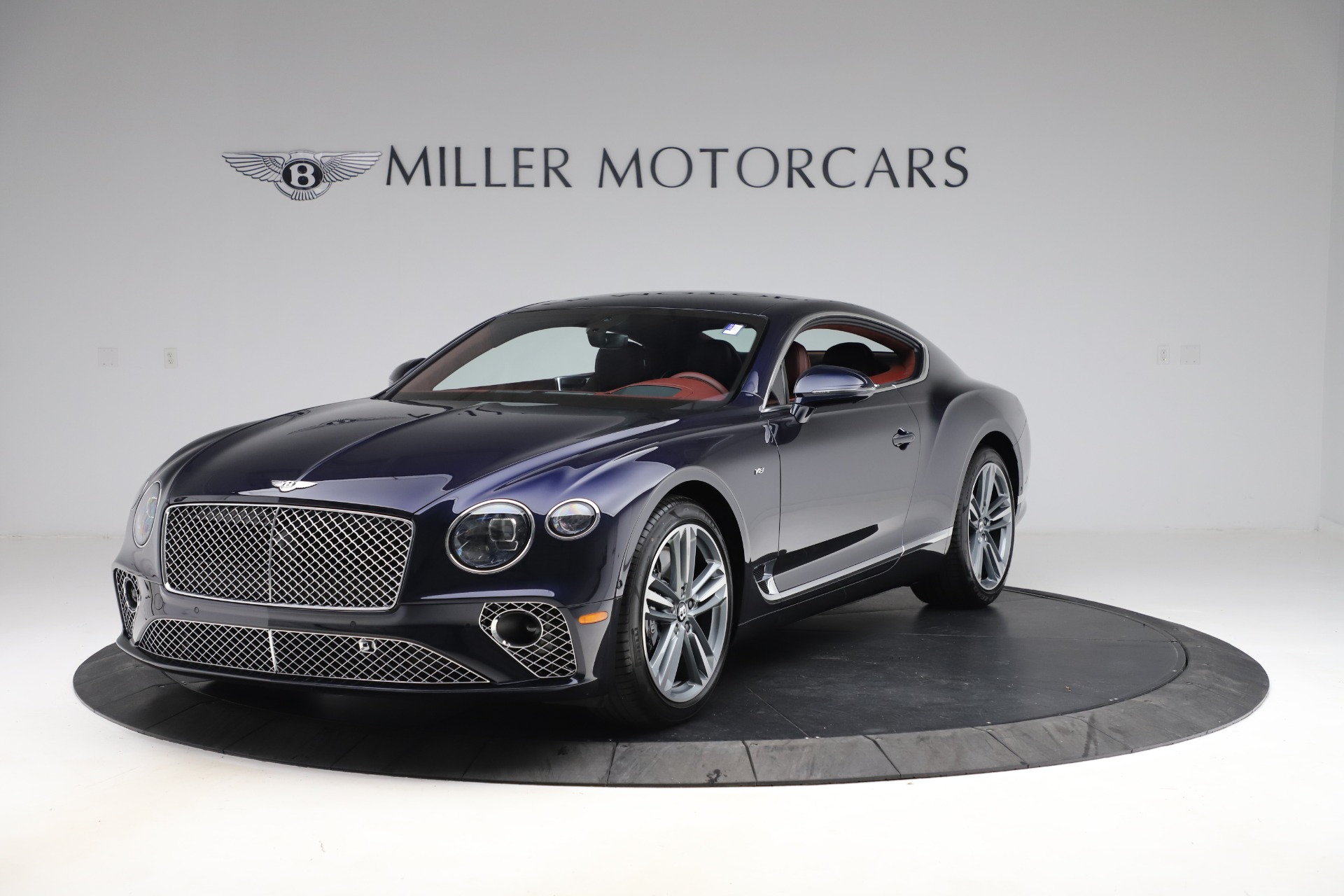 New 2020 Bentley Continental GT V8 for sale $242,250 at Maserati of Westport in Westport CT 06880 1