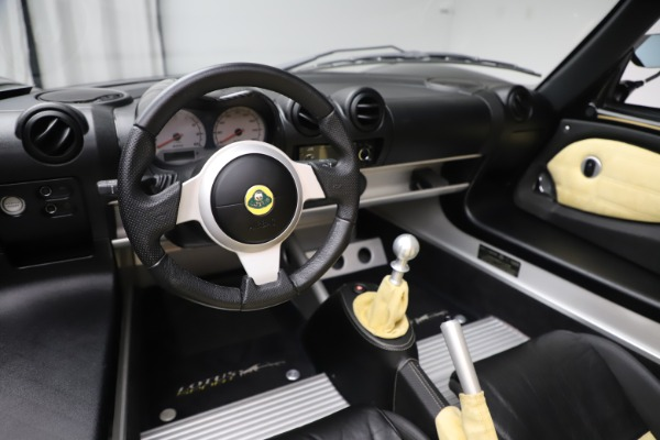 Used 2007 Lotus Elise Type 72D for sale $39,900 at Maserati of Westport in Westport CT 06880 17
