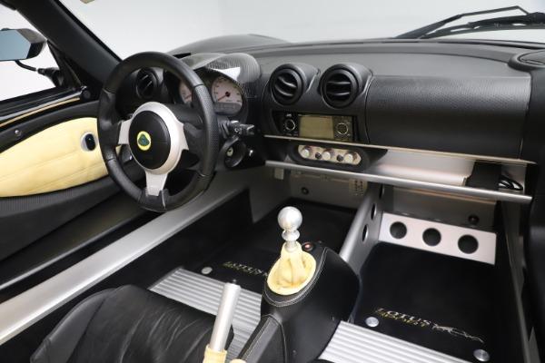 Used 2007 Lotus Elise Type 72D for sale $39,900 at Maserati of Westport in Westport CT 06880 23