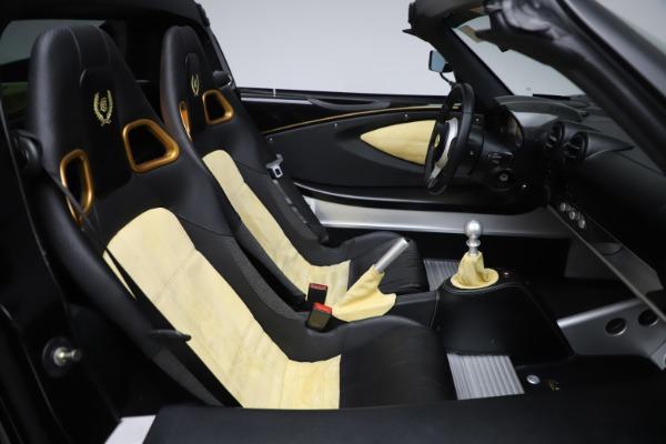 Used 2007 Lotus Elise Type 72D for sale $39,900 at Maserati of Westport in Westport CT 06880 24