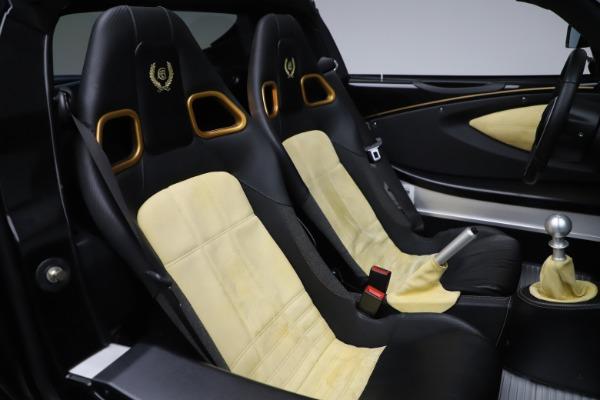 Used 2007 Lotus Elise Type 72D for sale $39,900 at Maserati of Westport in Westport CT 06880 25