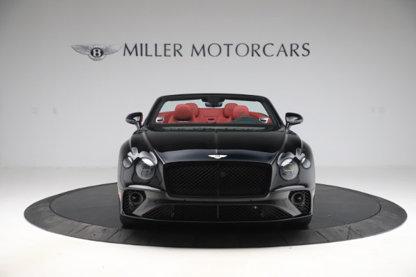 New 2020 Bentley Continental GTC V8 for sale $277,110 at Maserati of Westport in Westport CT 06880 12