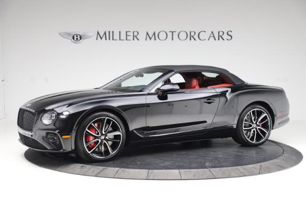 New 2020 Bentley Continental GTC V8 for sale $277,110 at Maserati of Westport in Westport CT 06880 13