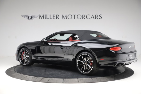 New 2020 Bentley Continental GTC V8 for sale $277,110 at Maserati of Westport in Westport CT 06880 15