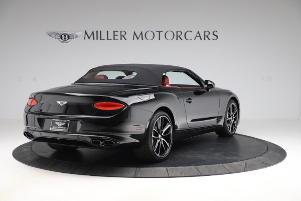 New 2020 Bentley Continental GTC V8 for sale $277,110 at Maserati of Westport in Westport CT 06880 16