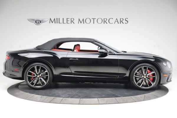 New 2020 Bentley Continental GTC V8 for sale $277,110 at Maserati of Westport in Westport CT 06880 17