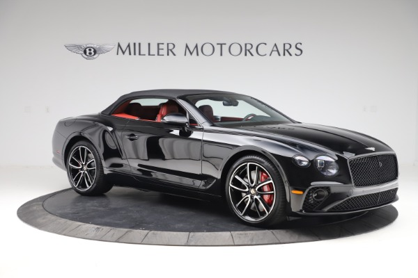 New 2020 Bentley Continental GTC V8 for sale $277,110 at Maserati of Westport in Westport CT 06880 18
