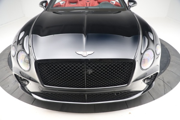New 2020 Bentley Continental GTC V8 for sale $277,110 at Maserati of Westport in Westport CT 06880 19