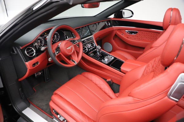 New 2020 Bentley Continental GTC V8 for sale $277,110 at Maserati of Westport in Westport CT 06880 22