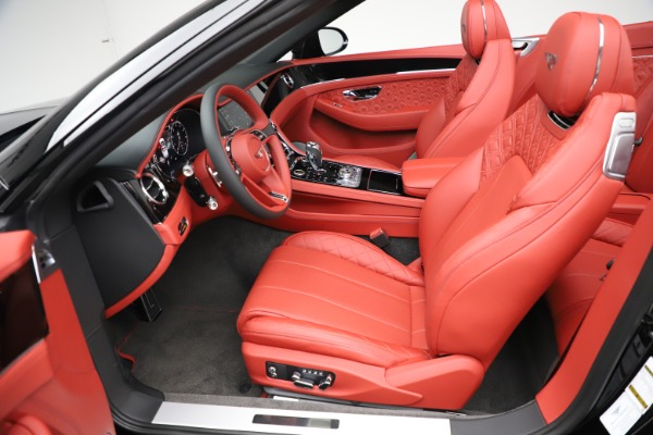 New 2020 Bentley Continental GTC V8 for sale $277,110 at Maserati of Westport in Westport CT 06880 23