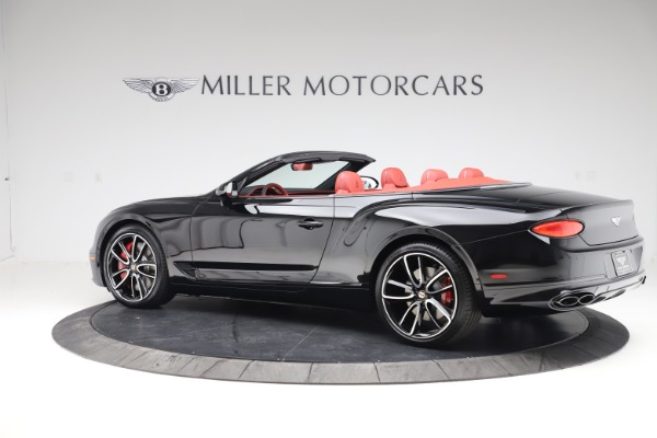 New 2020 Bentley Continental GTC V8 for sale $277,110 at Maserati of Westport in Westport CT 06880 4